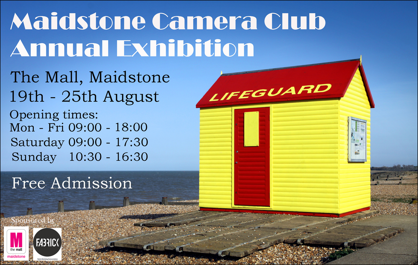 Annual Exhibition 2019 Poster