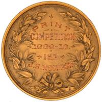 Print Medal 1910-11 Obverse