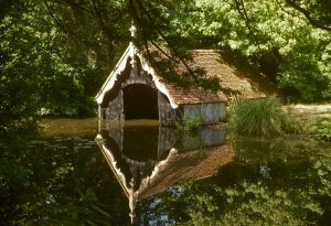 The Old Boat House, Scotney by Peter Parker