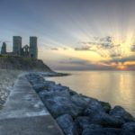 Reculver by Peter Ward
