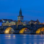 3rd Place - Charles Bridge Prague by Jason Boswell