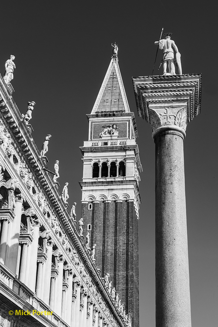 Capanile and Column