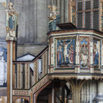 Pulpit at Canterbury Cathedral
