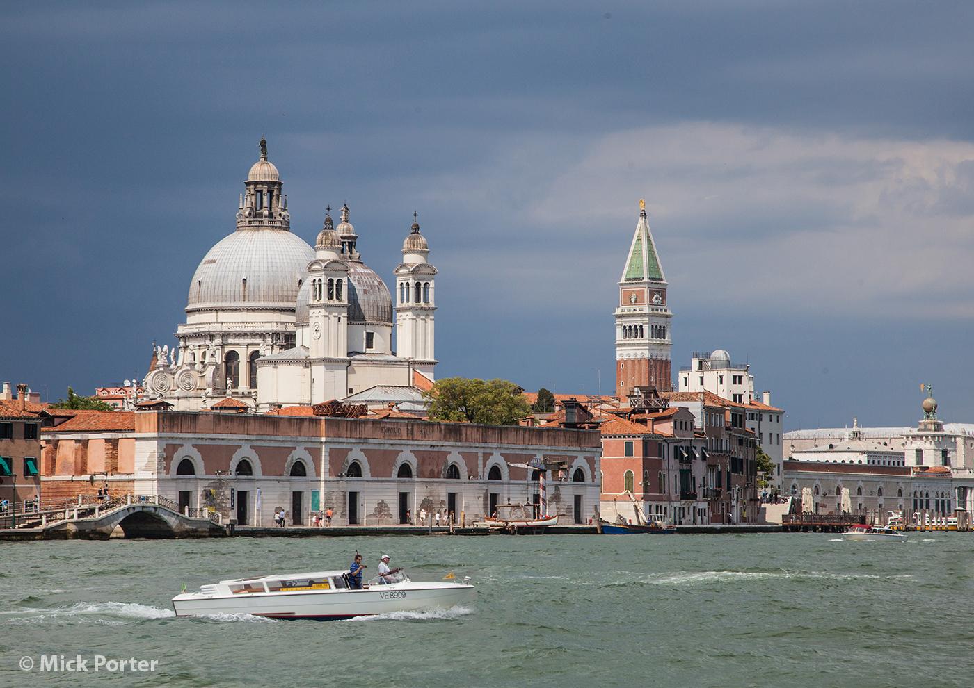 Storm Over Venice