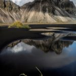 3rd Place - Grasses Under the Peaks by Steve Carroll