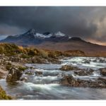 2nd Place - Late afternoon after a storm Isle of Skye by Roger Parker