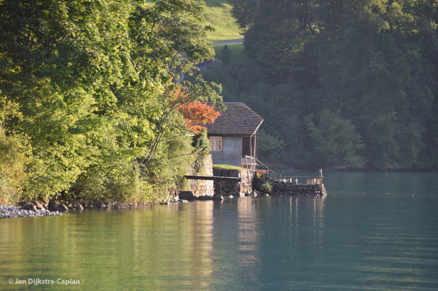 Lake Brienz hideaway