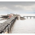 2nd Place - Birnbeck Pier by Janis Spice ARPS, LRPS, CPAGB