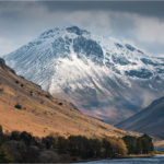 Great Gable In March by Ray Bridges LRPS CPAGB ADPS BPE3