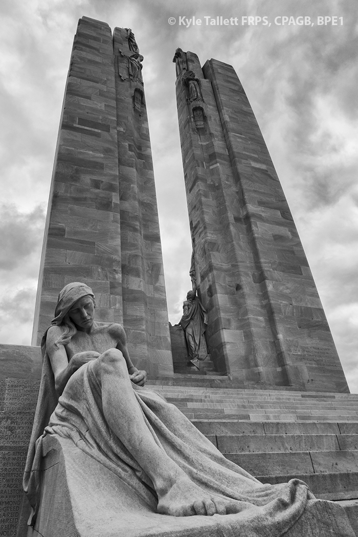 The Vimy Memorial
